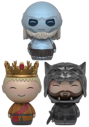 Dorbz Game of Thrones Game of Thrones (3-Pack)