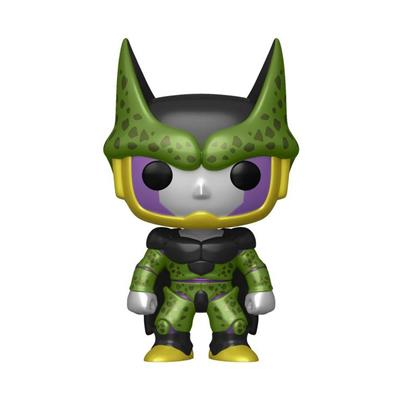 Funko Pop! Animation Perfect Cell (Metallic)