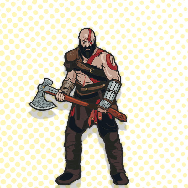 FiGPin God of War