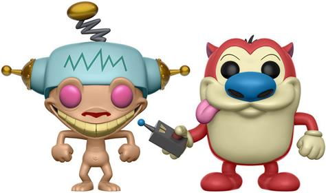 Funko Pop! Animation Ren and Stimpy (Happy, Happy, Joy, Joy)
