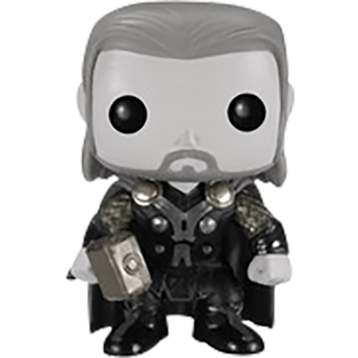 Funko Pop! Marvel Thor (The Dark World) - B&W