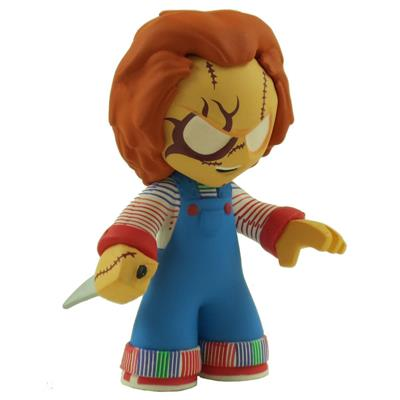 Mystery Minis Horror Series 1 Scarred Chucky  Stock