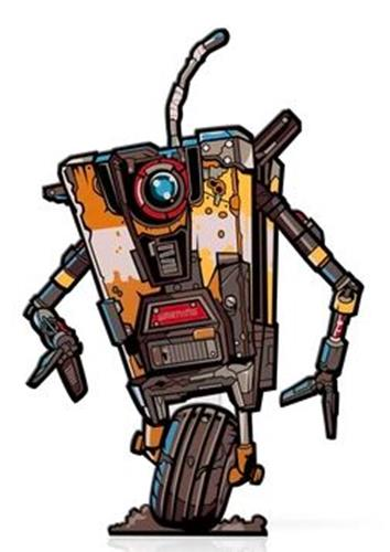 FiGPin Borderlands 3 Claptrap (XL)