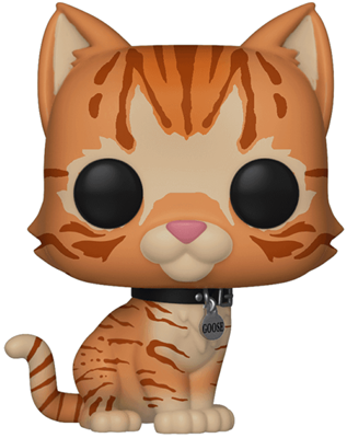 Funko Pop! Marvel Goose the Cat