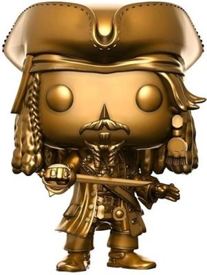 Funko Pop! Disney Jack Sparrow (Gold)
