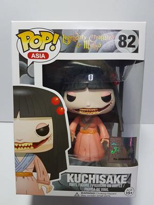Funko Pop! Asia Kuchisake Stock Thumb