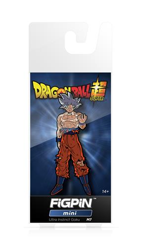 FiGPin Dragon Ball Super Ultra Instinct Goku Stock Thumb