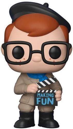 Funko Pop! Freddy Funko Director Freddy Icon