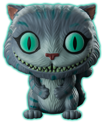 Funko Pop! Disney Cheshire Cat (Live Action) - Glow