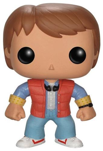 Funko Pop! Movies Marty McFly