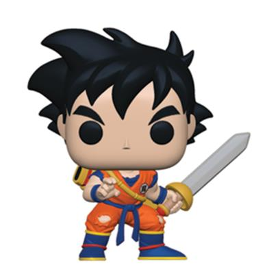 Funko Pop! Animation Gohan (with sword) Icon