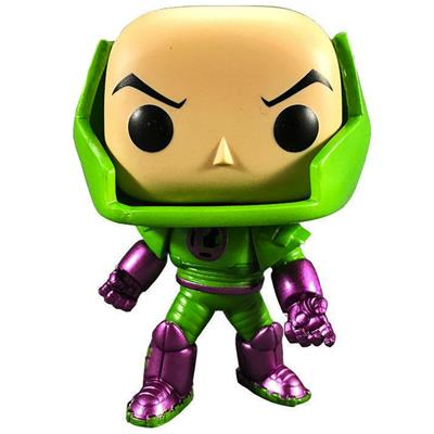 Funko Pop! Heroes Lex Luthor (Mech Suit)