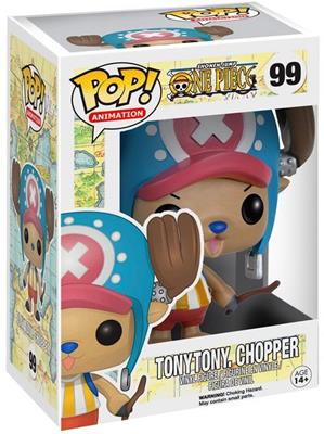 Funko Pop! Animation TonyTony. Chopper Stock