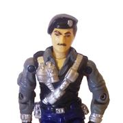 GI Joe 1990 Dial-Tone (Sonic Fighters)