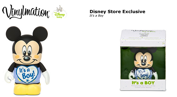 Vinylmation Open And Misc Exclusives It's a Boy
