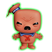 Funko Pop! Movies Stay Puft Marshmallow Man (Pink Glow in the Dark)