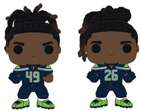 Funko Pop! Football Griffin Brothers (2-Pack)