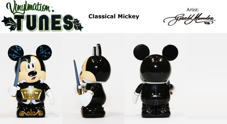 Vinylmation Open And Misc Tunes Classical Mickey Mouse