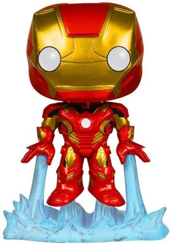 Funko Pop! Marvel Iron Man (Mark 43)