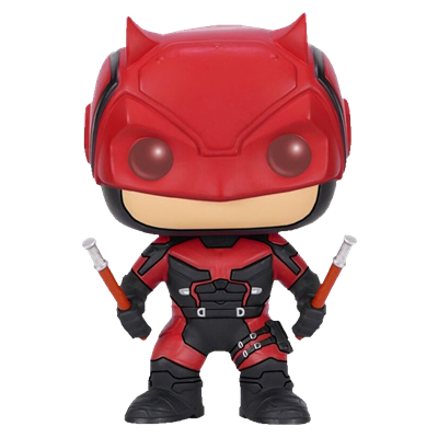 Funko Pop! Marvel Daredevil (Red Suit) (TV Show)