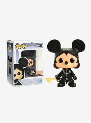Funko Pop! Games Mickey Mouse (Organization 13) - CHASE Stock