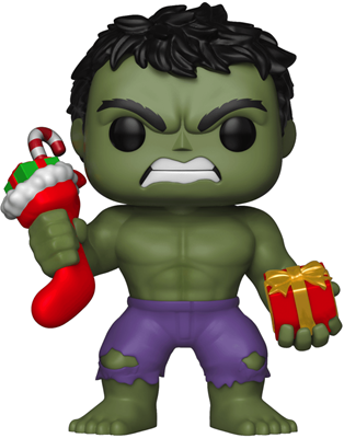 Funko Pop! Marvel Hulk (Holiday)