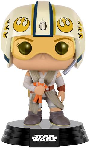 Funko Pop! Star Wars Rey (X-Wing Helmet)