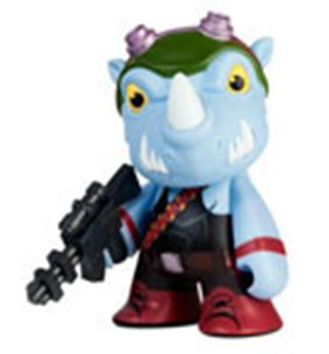 Kid Robot TMNT x Kidrobot Rocksteady (SDCC)
