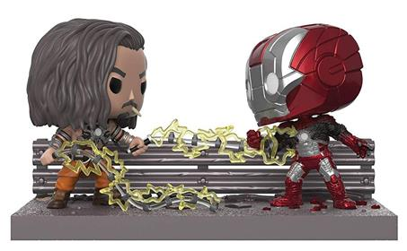 Funko Pop! Marvel Whiplash vs. Iron Man