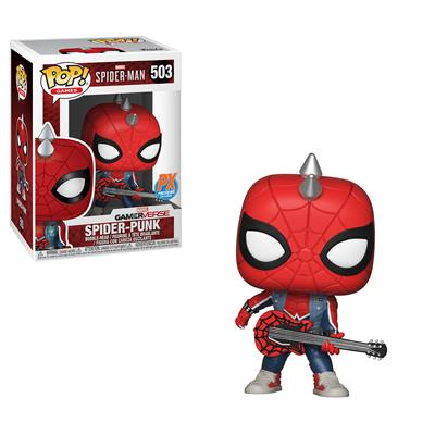 Funko Pop! Games Spider-Punk