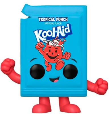 Funko Pop! Ad Icons Kool-Aid Packet (Tropical Punch)