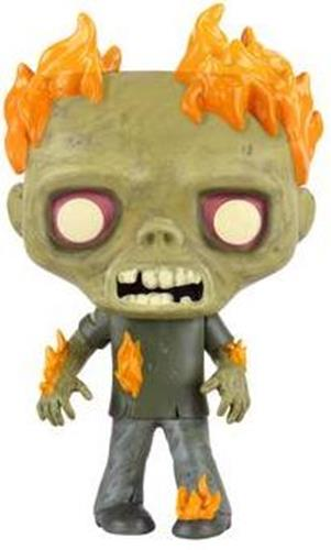 Funko Pop! Television Burning Walker
