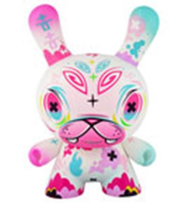 "Kid Robot 8"" Dunnys Painkiller"
