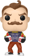 Funko Pop! Games The Neighbor (Glue)