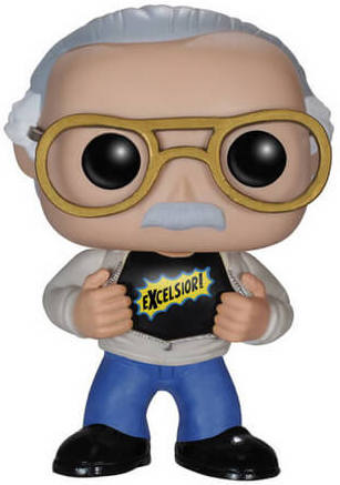 Funko Pop! Stan Lee Stan Lee (Excelsior)