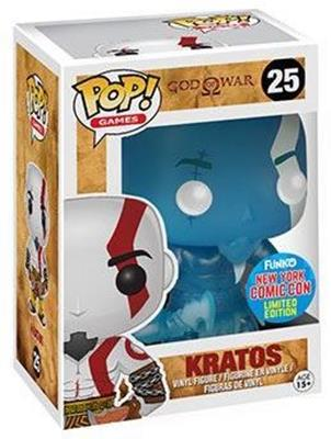 Funko Pop! Games Kratos (Poseidon's Rage) Stock