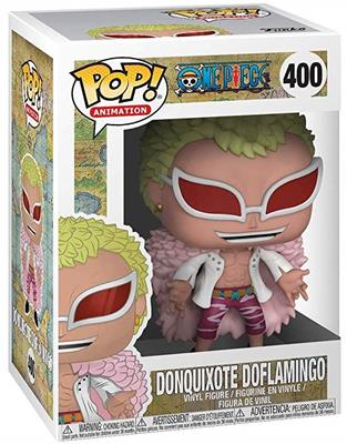 Funko Pop! Animation Donquixote Doflamingo Stock