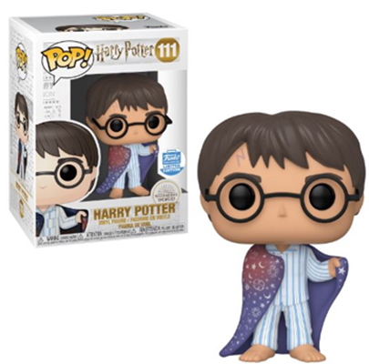 Funko Pop! Harry Potter Harry Potter in Invisible Cloak
