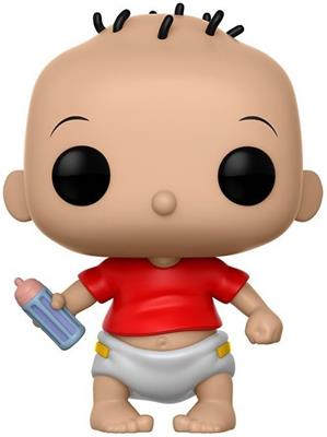 Funko Pop! Animation Tommy Pickles (Red Shirt) - CHASE Icon