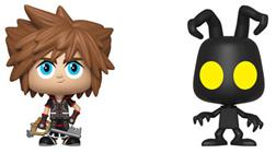 Vynl All Sora + Shadow Heartless