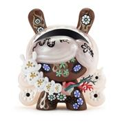 "Kid Robot 8"" Dunnys Berry Chocolate Lady"