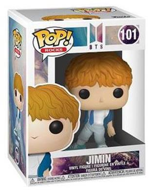 Funko Pop! Rocks Jimin Stock