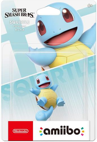 Amiibo Super Smash Bros. Squirtle Stock Thumb