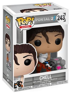 Funko Pop! Games Chell Stock