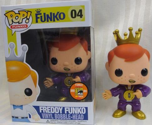 Funko Pop! Freddy Funko Flavor Flav Stock