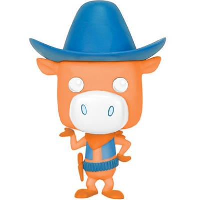 Funko Pop! Animation Quick Draw McGraw (Orange)