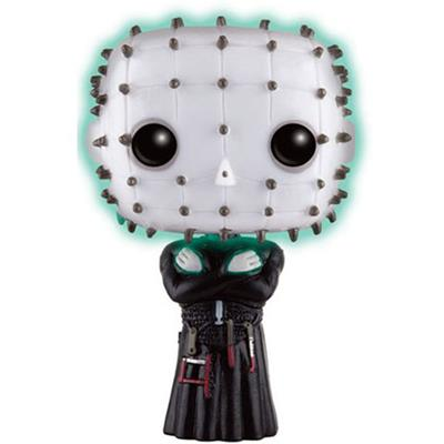 Funko Pop! Movies Pinhead (Glow In the Dark) Icon
