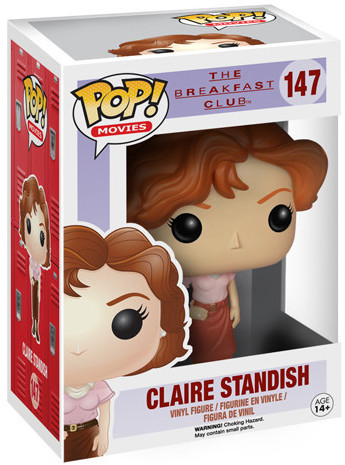 Funko Pop! Movies Claire Standish Stock