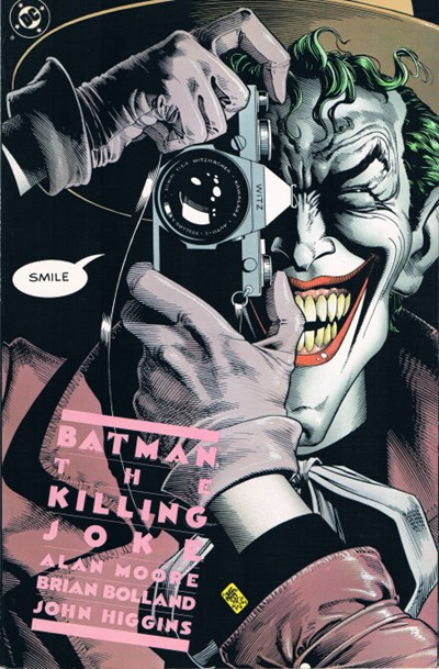DC Comics Batman: The Killing Joke  Batman: The Killing Joke  #1A Icon