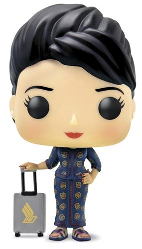 Funko Pop! Ad Icons Singapore Girl